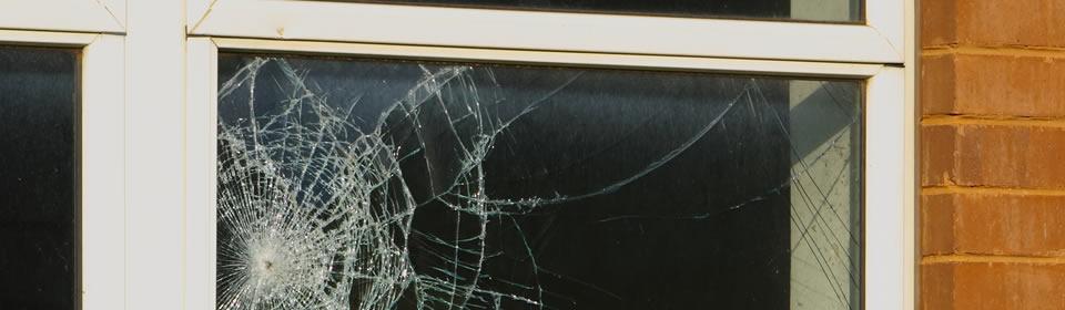 Glasschade Hoorn